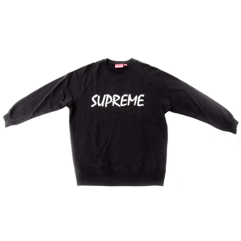 Image of SUPREME FTP CREWNECK