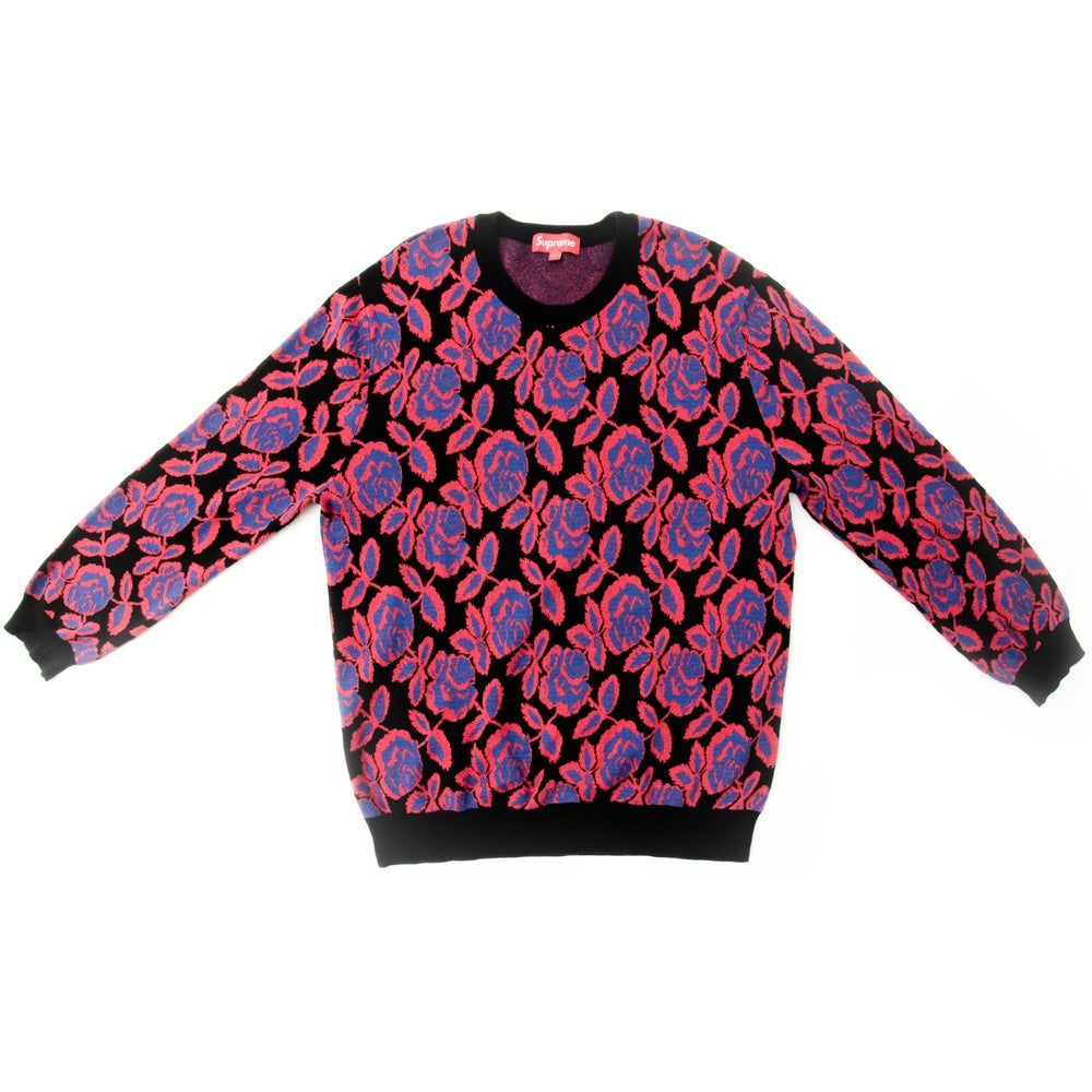 Image of SUPREME ROSE SWEATER
