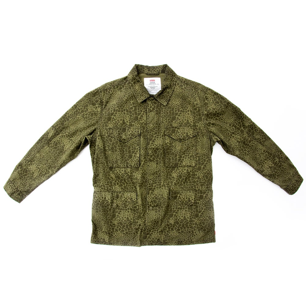Image of SUPREME FIELD JACKET