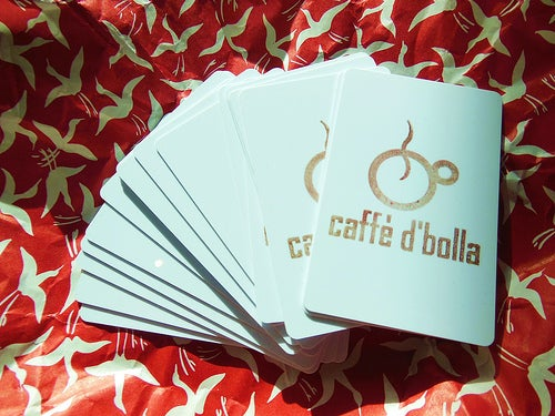 Image of caffe d'bolla Gift Card $25, $50, $100