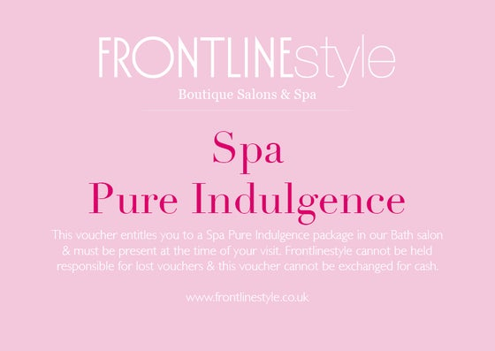 Image of Spa Pure Indulgence