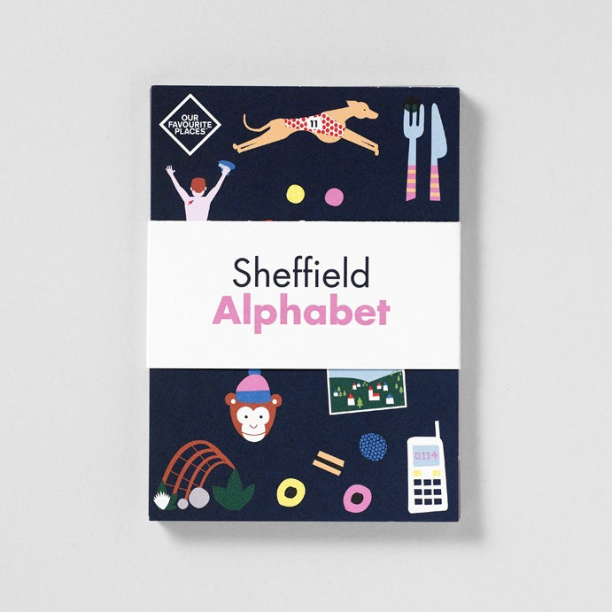 Image of Sheffield Alphabet Postcards