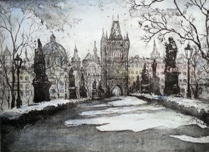 Image of Charles Bridge, Prague