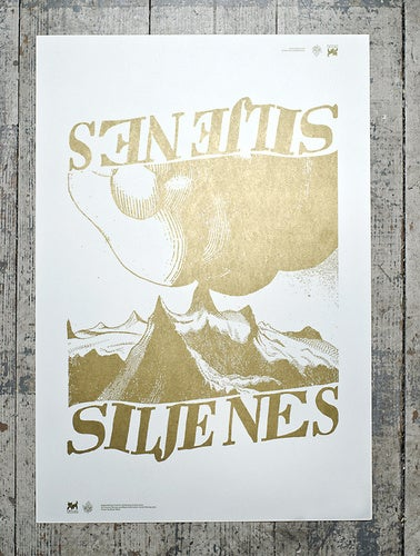 Image of Gold Poster