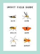 Image of Insect Field Guide