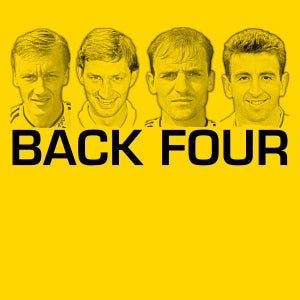 Image of BACK FOUR (three colours)
