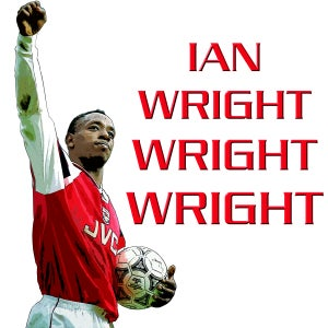 Image of IAN WRIGHT (white)