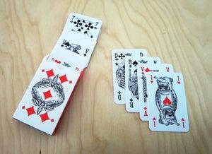 Image of Jeu de cartes - Benjamin Monti
