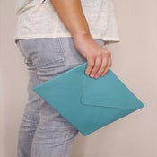 Image of ENVELOPE i-pad turquoise