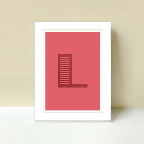 Image of Letter L