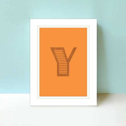 Image of Letter Y