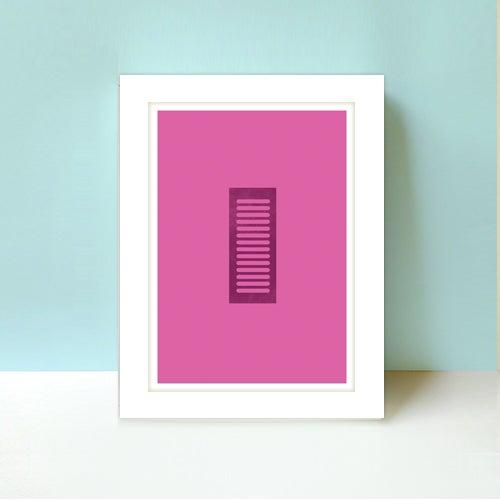 Image of Letter I