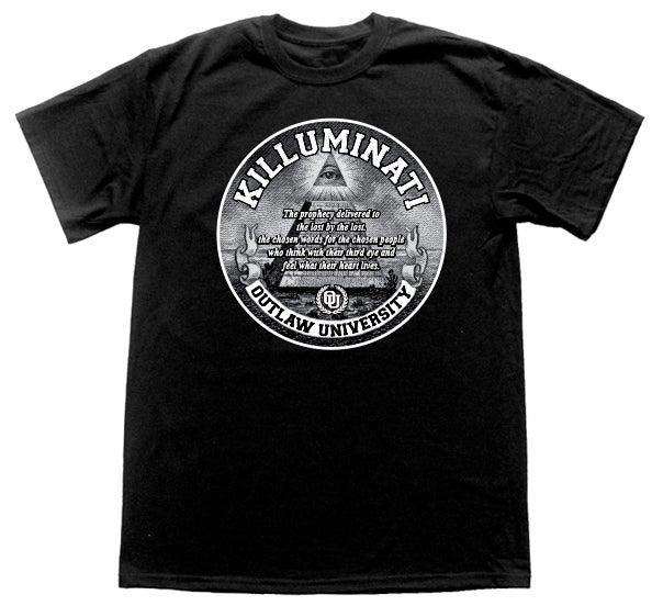 Image of Killuminati 3rd Eye Tshirt