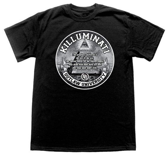 Image of Killuminati 3rd Eye Tshirt