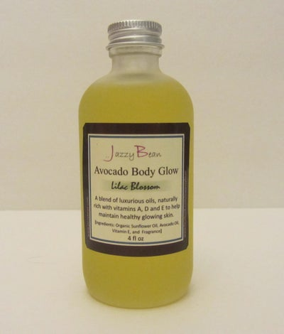 Image of Avocado Body Glow