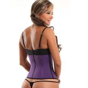 Image of Purple Corset