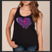"Image of ""Broken Heart"" Woman's Tank"