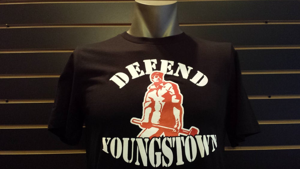 Image of Defend Youngstown - Laborer