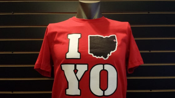 Image of I Heart (Ohio) Yo