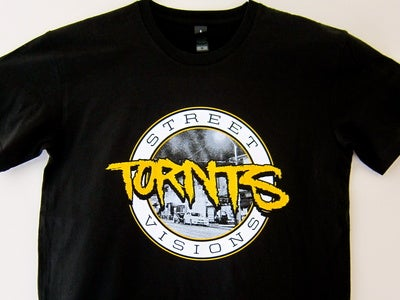 "Image of TORNTS ""Street Visions"" T-shirt"