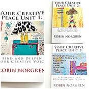 Image of Your Creative Peace: Now Available in 3 Separate Units