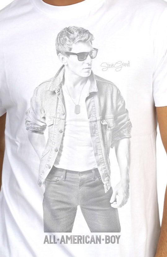 Image of White T-Shirt