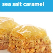 Image of Sea Bak: Hand-Crafted Sea Salt Caramel Baklava