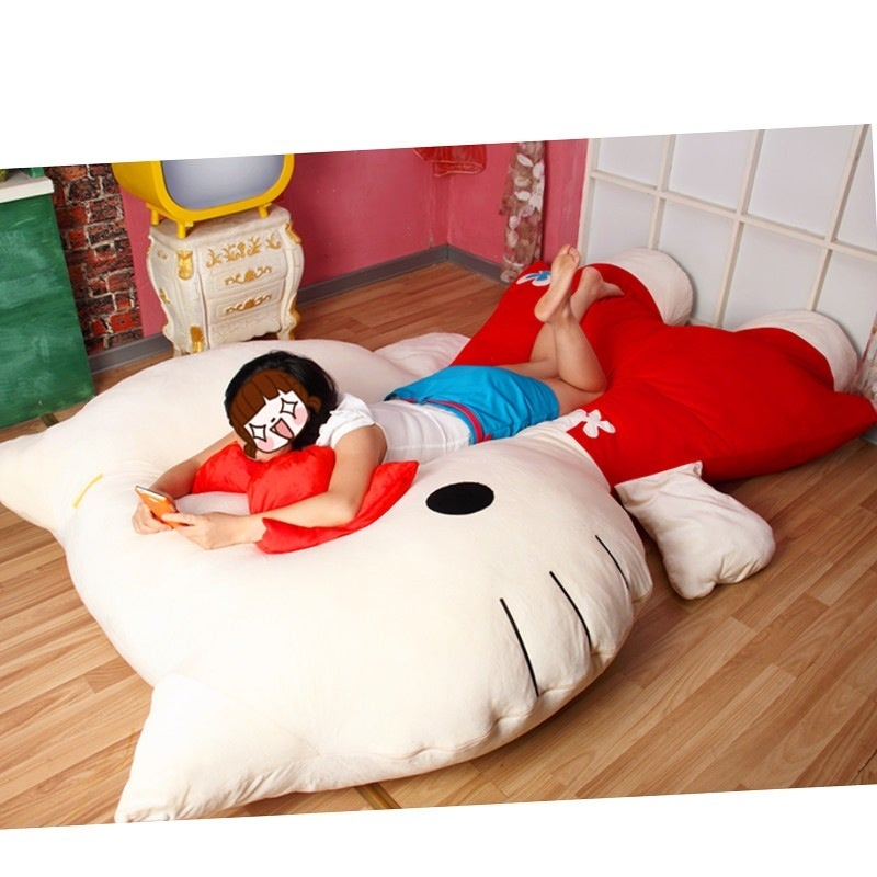 Image of Hello Kitty Giant Bed
