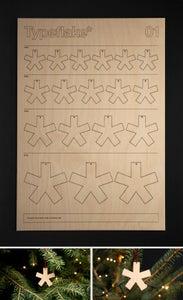 Image of Typeflake* 01 (Helvetica Neue Bold)