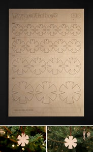 Image of Typeflake* 03 (Gill Sans Ultra Bold)
