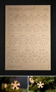 Image of Typeflake* 04 (Copperplate Gothic Bold)