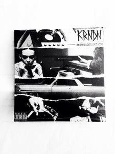 Image of KRONDON ( KRNDN ) Everything's Nothing LP