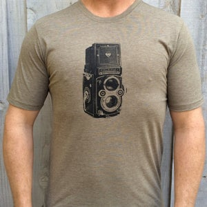 Image of Roloflex Camera T-Shirt