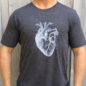 Image of Anatomical Heart T-Shirt