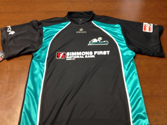 Image of St. Louis Ambush Authentic Home Jersey