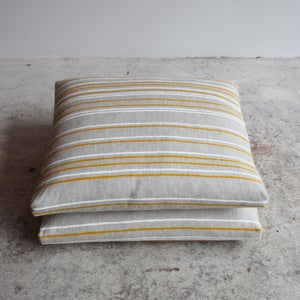 Image of hand drawn lines cushions