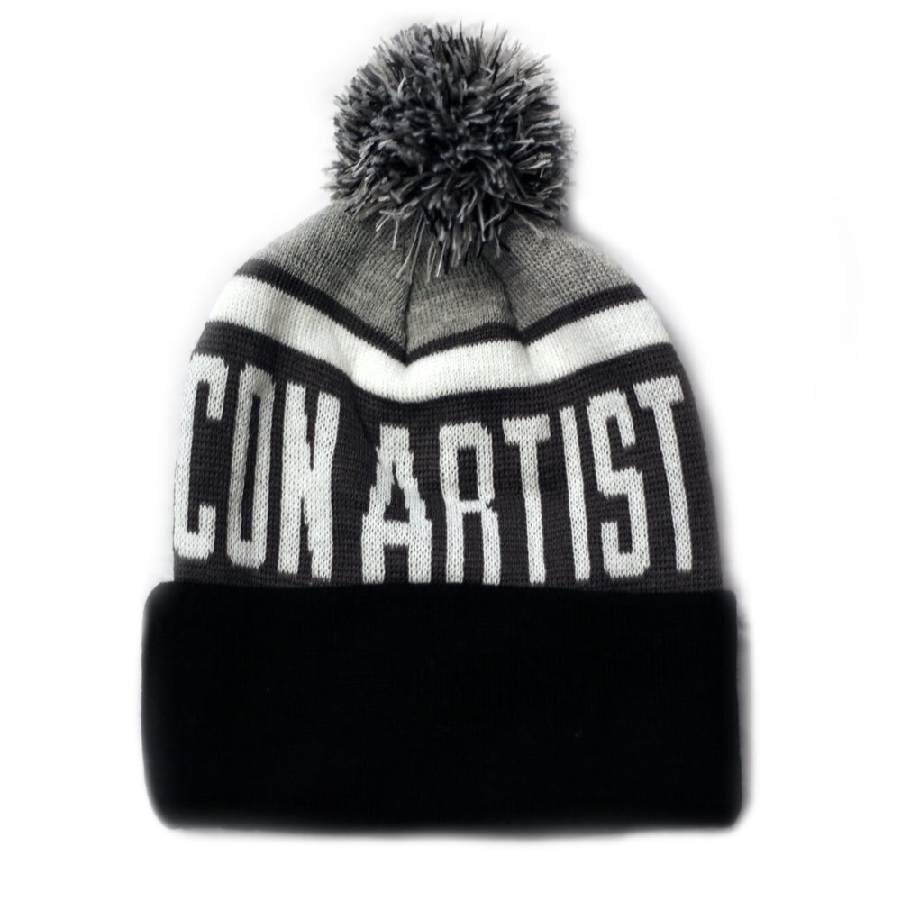 Image of Pom-Pom Winter Beanie