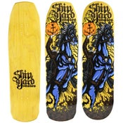 "Image of Shipyard Skates ""All Hallows Eves"" Deck"