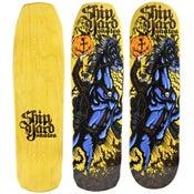 "Image of Shipyard Skates ""All Hallows Eves"" Deck"