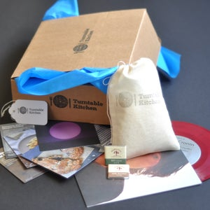 Image of The Turntable Kitchen Pairings Box (6 Month Gift)
