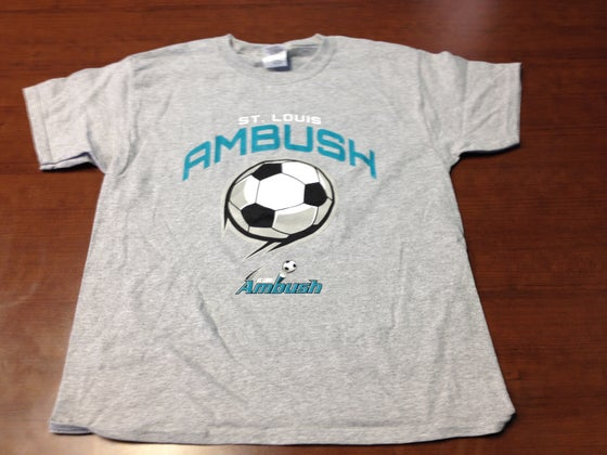 Image of Ambush Grey Logo T-Shirt