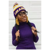 Image of Rep Your City Pom Pom Skully