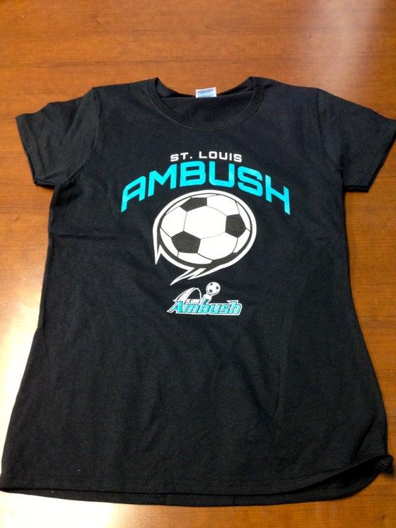 Image of Ambush Women's Black Logo T-Shirt