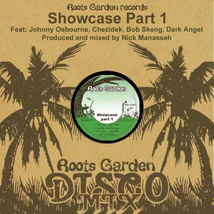 """Image of 12"""" EP 'Roots Garden showcase part 1' REISSUE ( Various artists)"""
