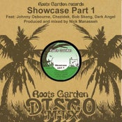"Image of 12"" EP 'Roots Garden showcase part 1' (Various artists)"