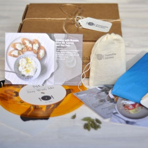 Image of The Turntable Kitchen Pairings Box (3 Month Gift)