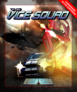 Image of The Vice Squad (Commodore 64)