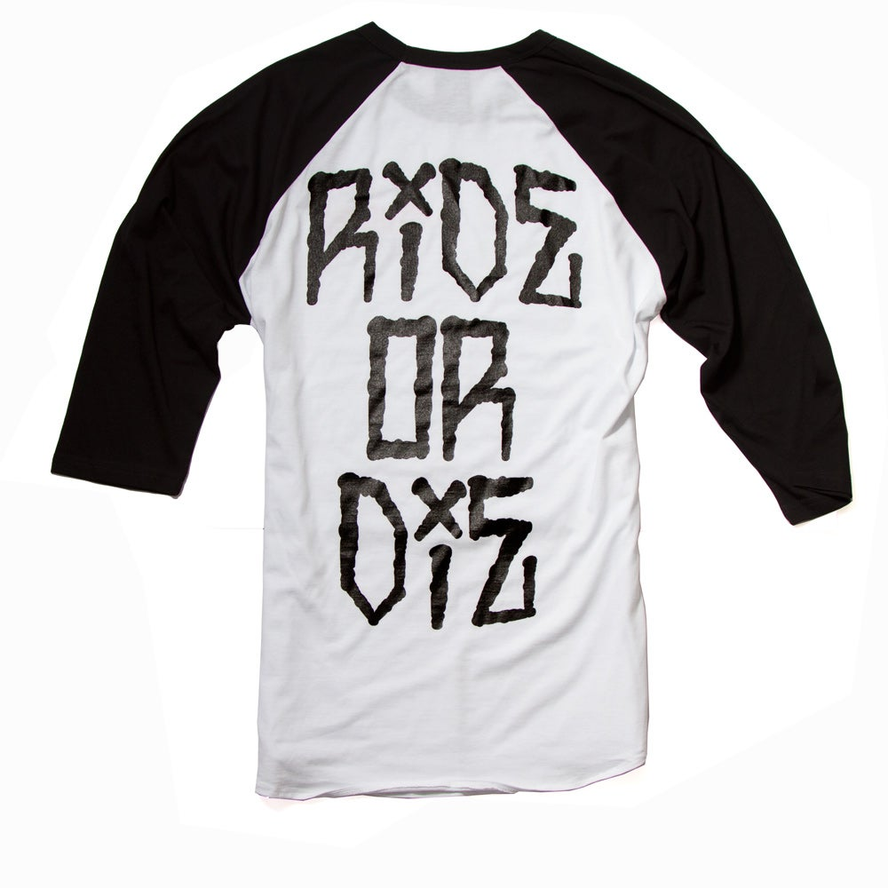 Image of Ride or Die Raglan