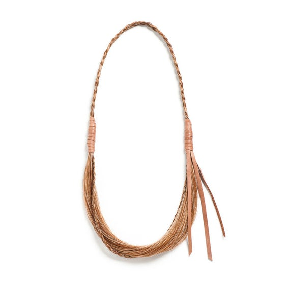 Image of Sorrel Lasso Necklace