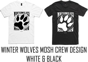Image of Winter Wolves Mosh Crew